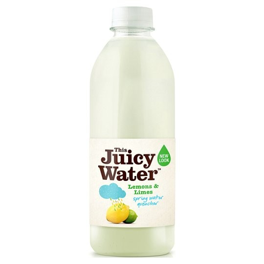 Suco Lemons and Limes This Water