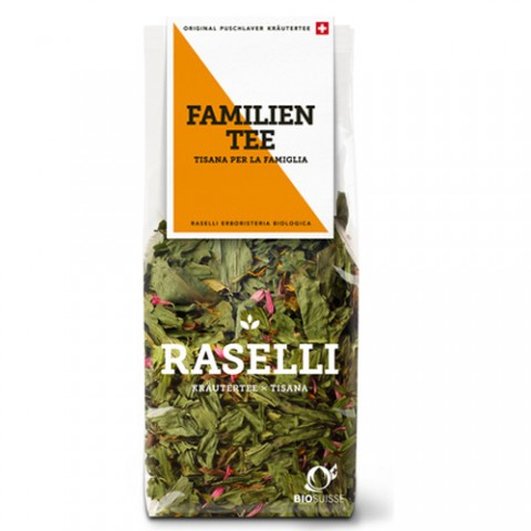 Chá orgânico Familien Tee